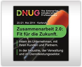 DNUG Frühjahrskonferenz 2014
