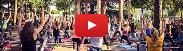 Yoga Conference Warm Up