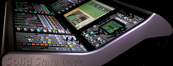 Imagine Dragons unterwegs mit SSL L500 Live Console