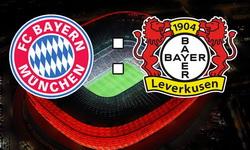 Bundesliga FC Bayern gegen Leverkusen