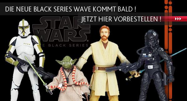 Star Wars Black Series 15 cm Figuren jetzt vorbestellen