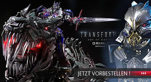 Transformers - Ära des Untergangs - Statuen von Prime 1 vorbestellen