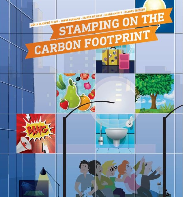 iStage 3 - Stamping on the Carbon Footprint