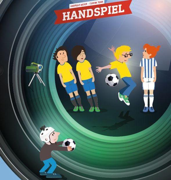 iStage 3 - Handspiel