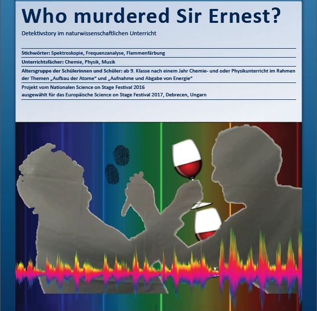 Cover - Who murdered Sir Ernest?