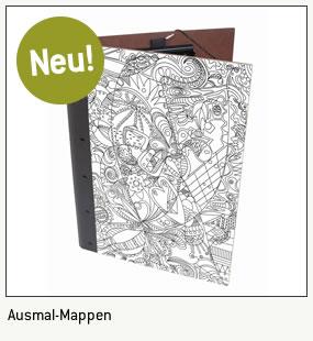 Ausmal-Mappen