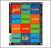 Kosenamen Edition 1.1