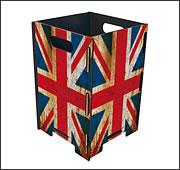 Photopapierkorb 148 Union Jack