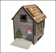 ToPa Haus 02 Blockhütte