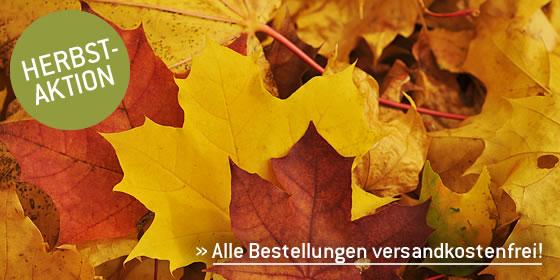 Herbst - Versandkostenfrei