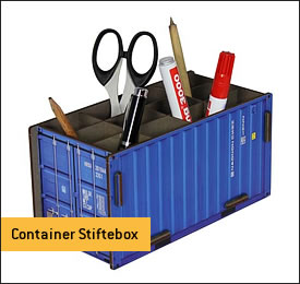 Container Stiftebox