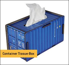 Container Tissue-Box