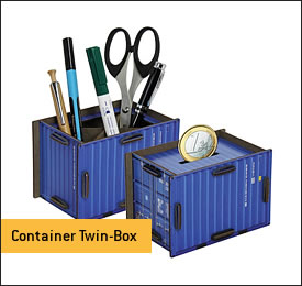 Container Twinbox