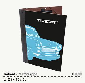 Trabant Photomappe