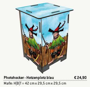Photohocker Hotzenplotz