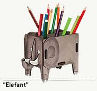 Elefant Stiftebox