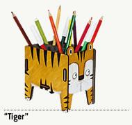 Tiger Stiftebox