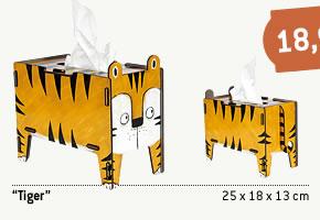 Tiger Tissue-Box