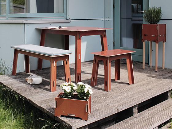 Werkhaus Outdoor Möbel