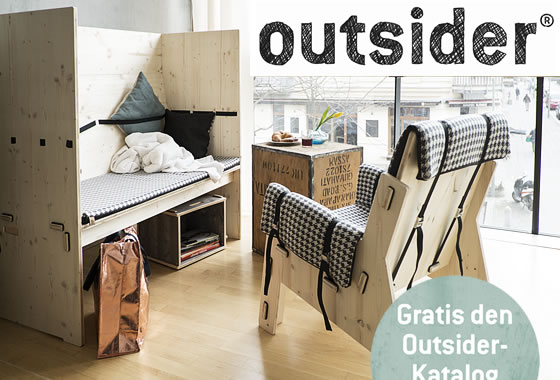 Outsider Ambiente