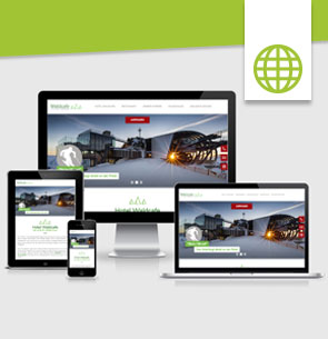 Individuelle Website by web-style