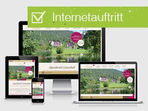 Referenz, web-style, Linserhof, Imst