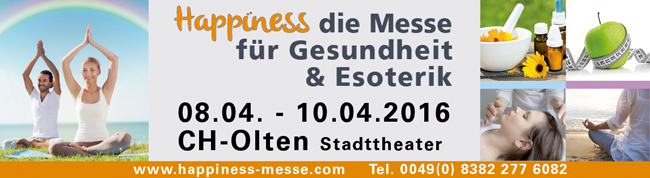 Happiness - DIE Messe