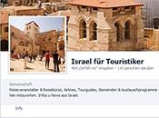 Israel für touristiker Facebook