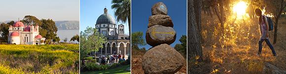 Pilgerreisen Galiläa