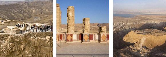 Massada & Wüste