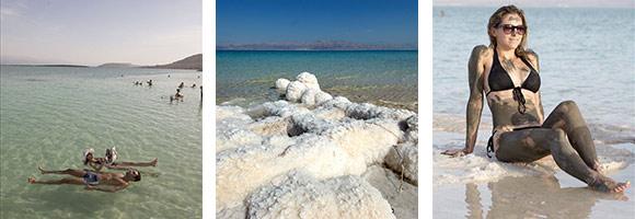 Wellness- und Gesundheit am Toten Meer