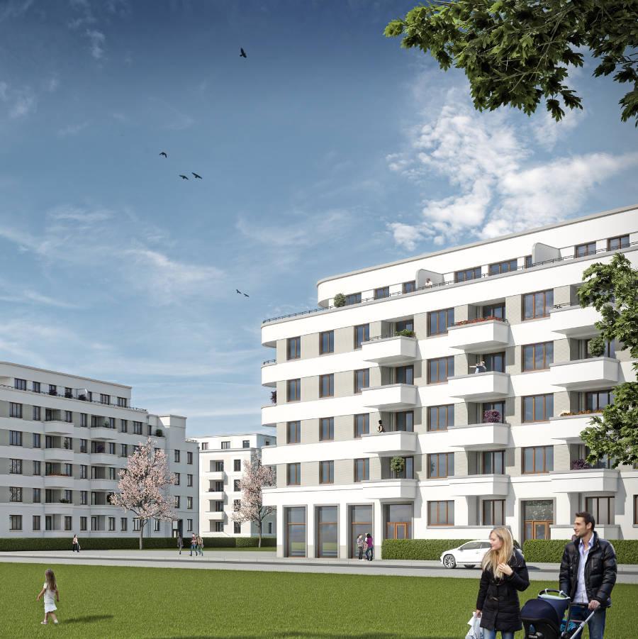 Pepitahöfe in Spandau: Neubauprojekt mit 1.024 Mietwohnungen
