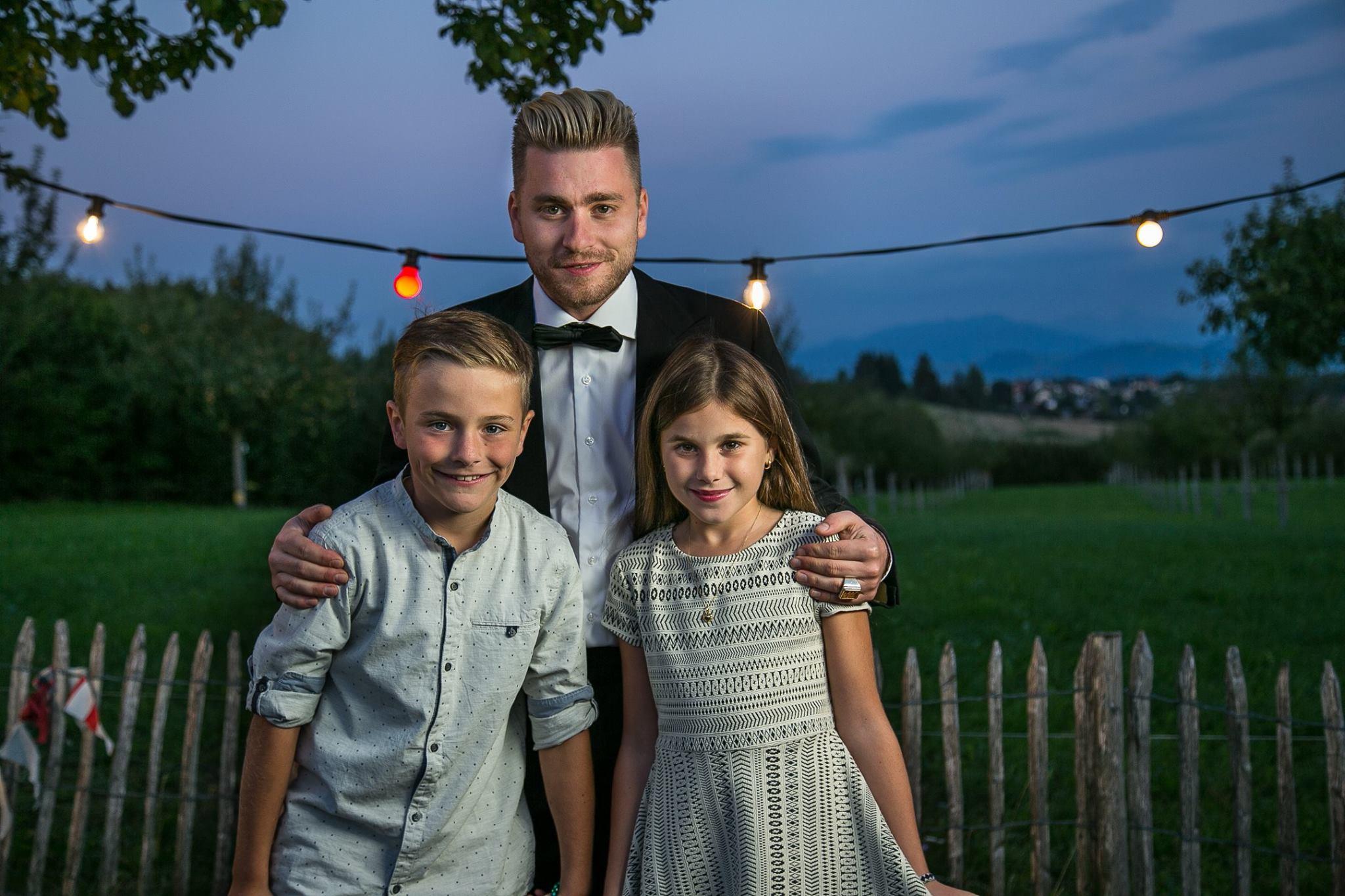 Baschi mit Kids