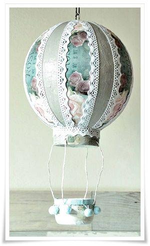 Vintage-Ballon