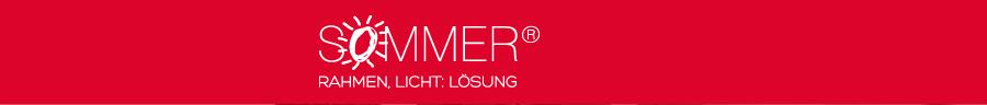 Sommer - Rahmen, Licht: Lösung