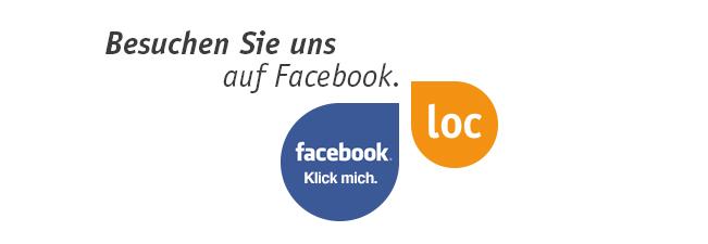 Teaser: Besuchen Sie uns auf Facebook