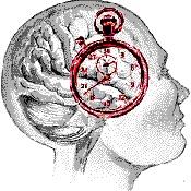 Achim Kramer »Uhr im Kopf«
