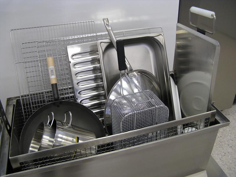 Reinigung mit Tauchreinigungssystem Clean 24