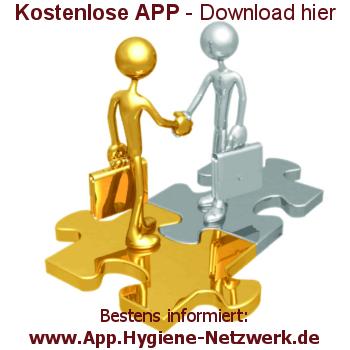 Die Hygiene-Netzwerk APP für Ihre Information