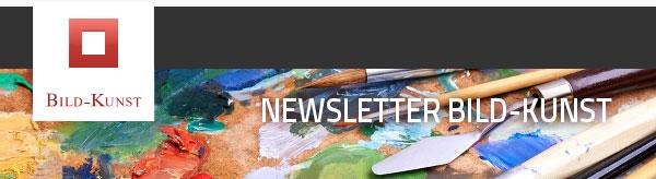 Newsletter Bild-Kunst, Copyright: acnaleksy
