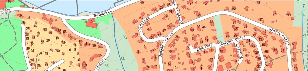 onmaps-Hausnummern: Flensburg
