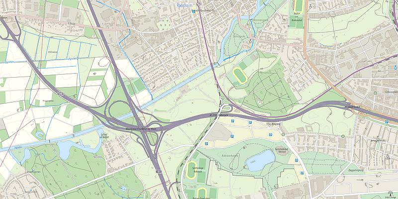 onmaps_dezent, Frankfurt (Main)
