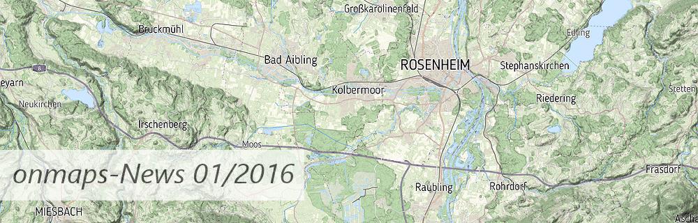 onmaps_dezent, Rosenheim