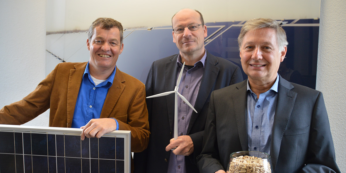 Vorstände der solarcomplex AG