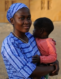 Bild: Kollekte zum Afrikatag 2014