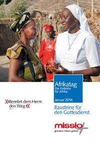 Bild: Liturgische Hilfen Afrikatag 2014