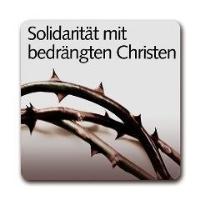 Solidarität mit bedängten Christen