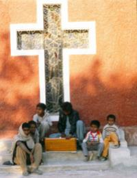 Bild: Christen in Pakistan