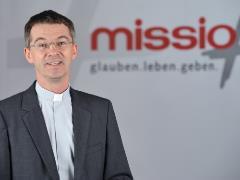Bild: missio-Präsident Prälat Dr. Klaus Krämer