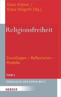 Buch Religionsfreiheit Klaus Krämer / Klaus Vellguth